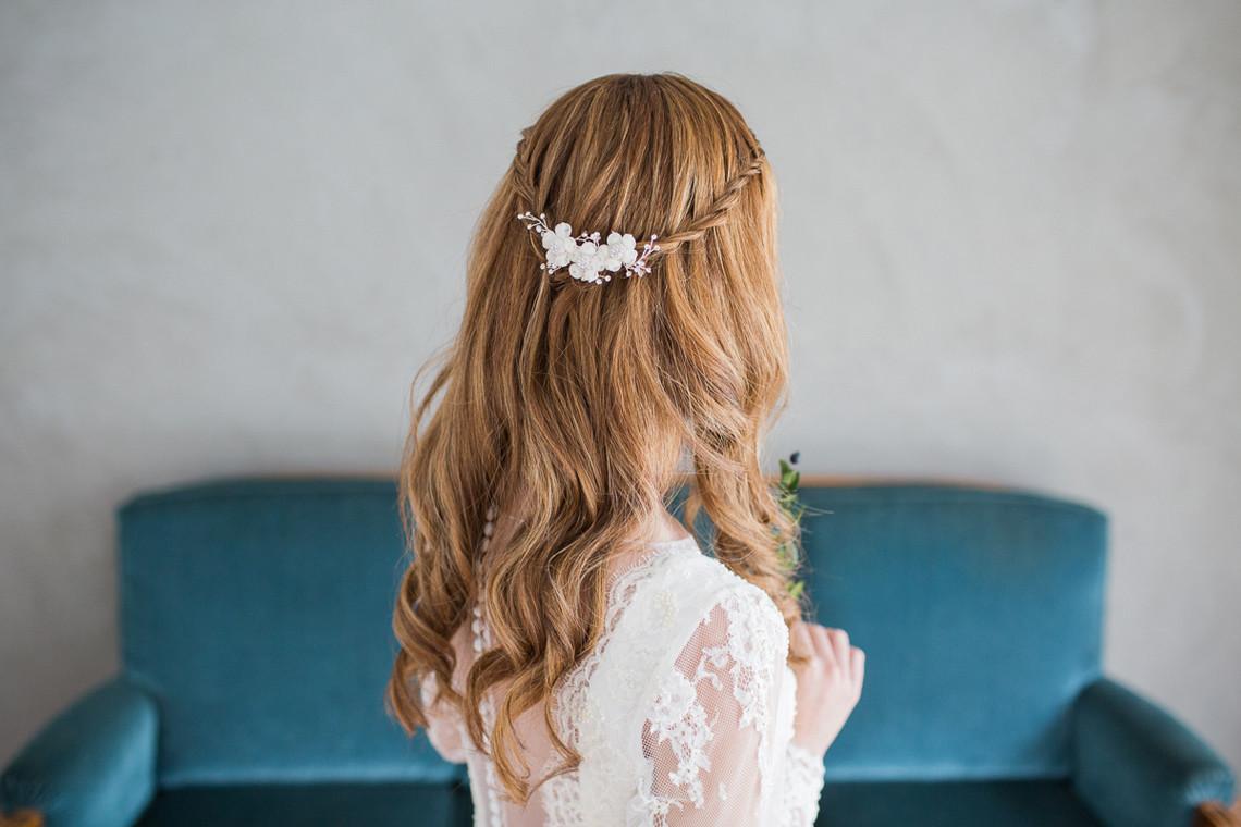 silke brünnet fotografie - Das Hochzeitskleid