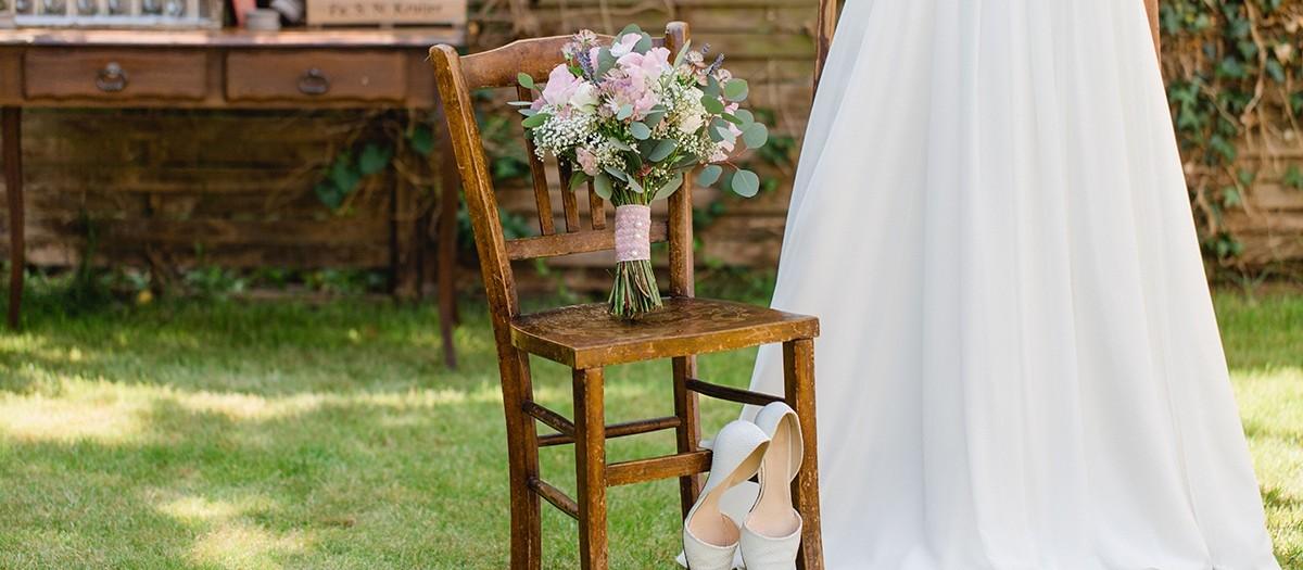 Hochzeit im Café Amelie