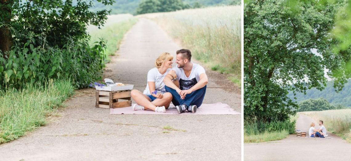 silke brünnet fotografie - Picknick mit Carolin & Steven