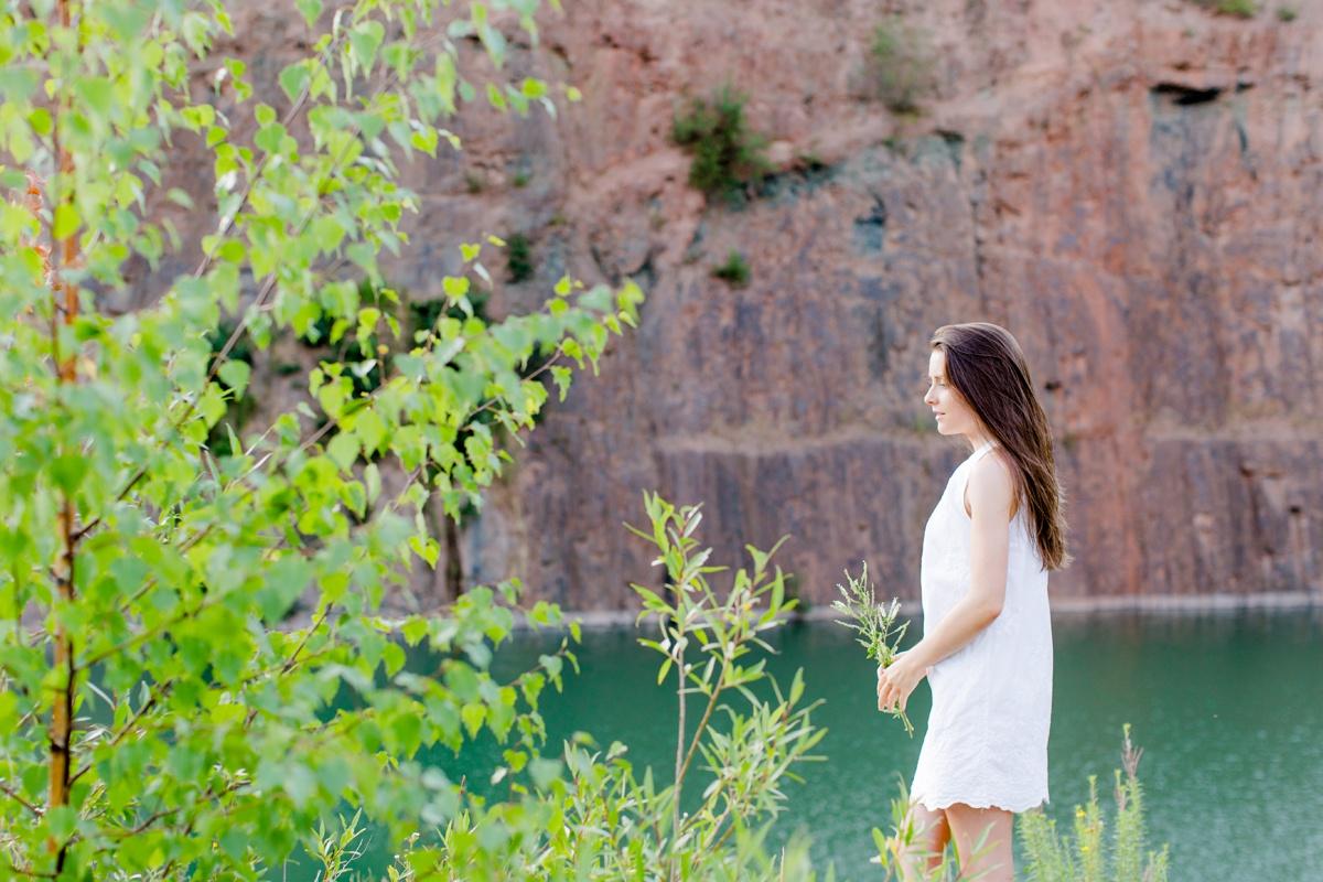 silke brünnet fotografie - Spontan in der Abendsonne