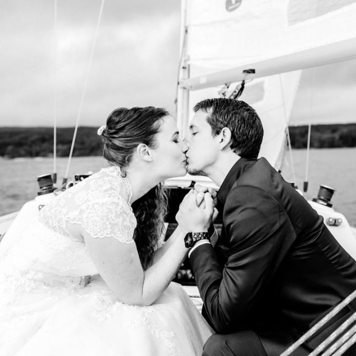 Liebe ist wie eine Bootsfahrt