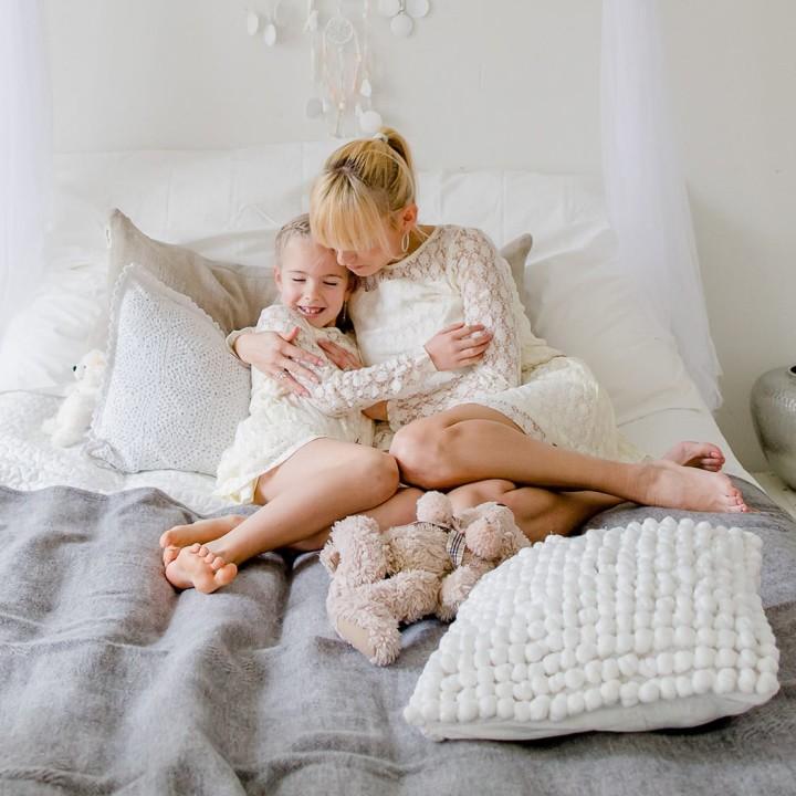 Mummy and mini