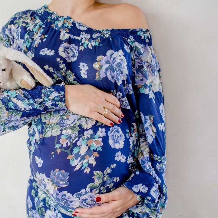 So schön schwanger