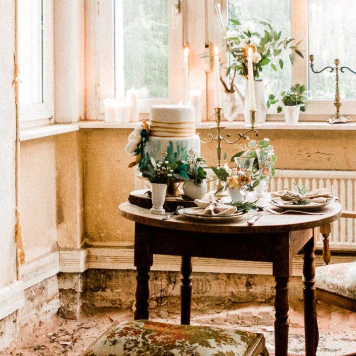 Bilder in der Villa